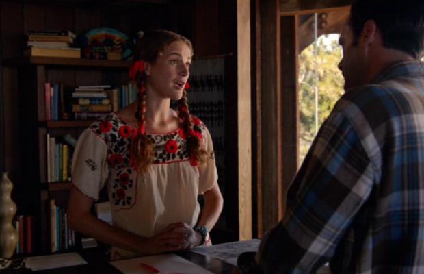 She looks familiar. Screengrab: AMC