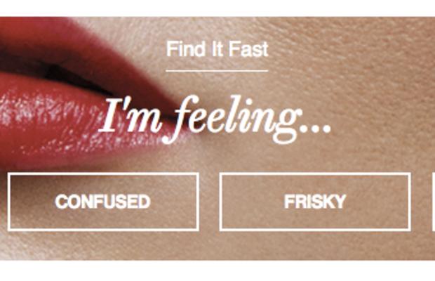 Smitten's mood filter. Screengrab: SmittenDaily.com