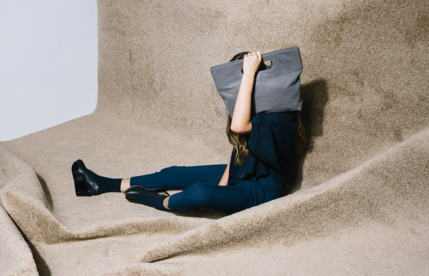 An image from Ceri Hoover's fall lookbook. Photo: Ceri Hoover