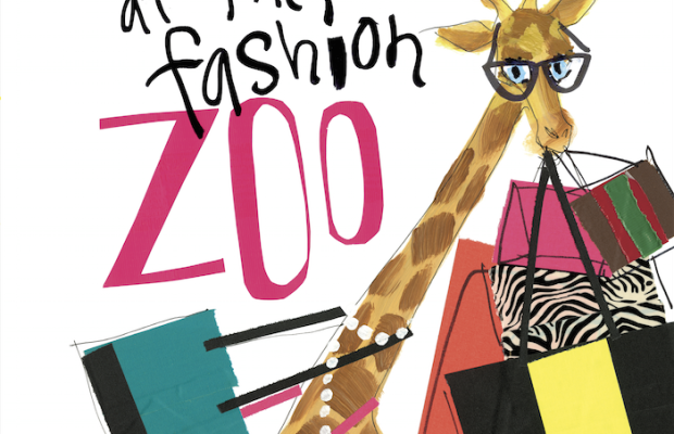 """The cover of """"Mitford at the Fashion Zoo."""" Photo: Viking Books for Young Readers"""