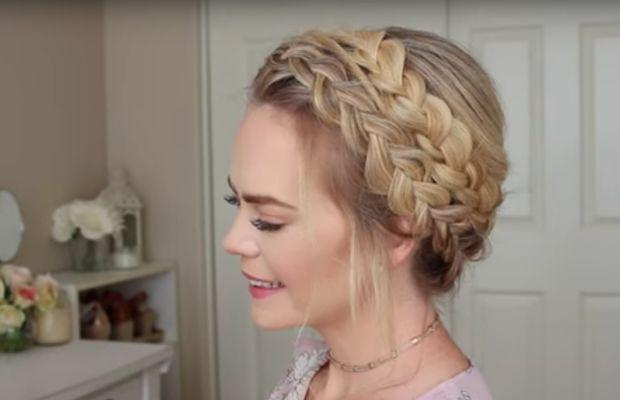 Fine The Best Youtube Hair Tutorials Fashionista Short Hairstyles Gunalazisus