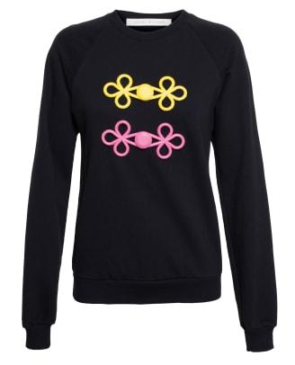 ASHLEY WILLIAMS Jersey Sweatshirt with Braid Embellishment £150.jpg