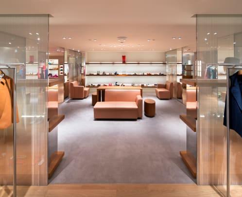 Hermès New Bond Street Shoe Area 1st Floor.jpg