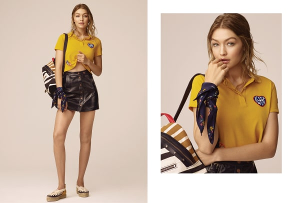 cb20cf595 See the Entire Lookbook for Gigi Hadid s Second Collection with Tommy  Hilfiger