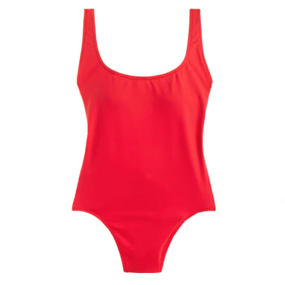 70ea2333fe6 One-Piece Swimsuits Are Experiencing a Huge Comeback - Fashionista
