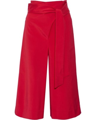 tibi-red-pants
