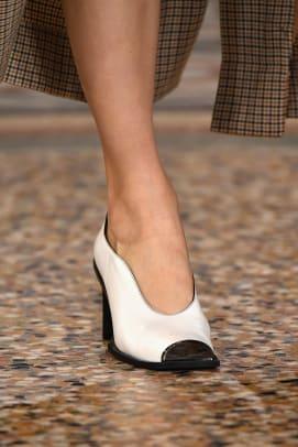Stella McCartney fall 2017 best shoes of fashion month