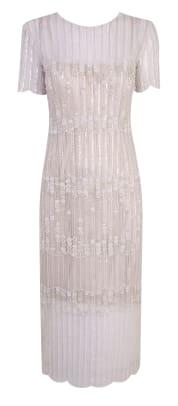 TOPSHOP EMBELLISHED PENCIL DRESS GBP795, USD1500, EUR1100  (FRONT)
