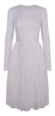 TOPSHOP TULLE MIDI PROM GBP425, USD800, USD585  (FRONT)