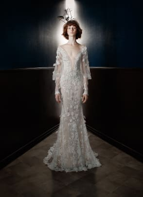 galia-lahav-spring-2018-bridal-puff-sleeve-gown