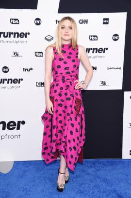 Dakota Fanning turner upfront 2017