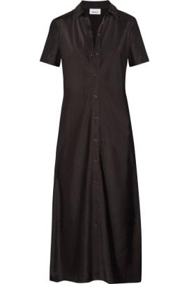 dkny-satin-shirt-dress