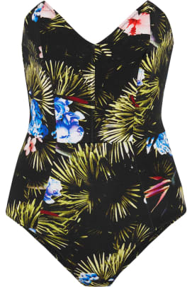 fleur-du-mal-printed-bandeau-swimsuit