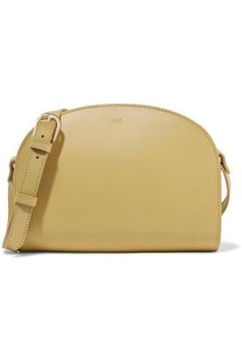 apc-demi-lune-leather-shoulder-bag