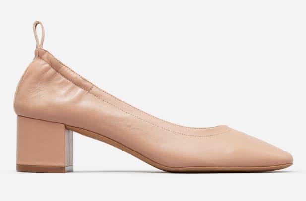 everlane spring shoes heels