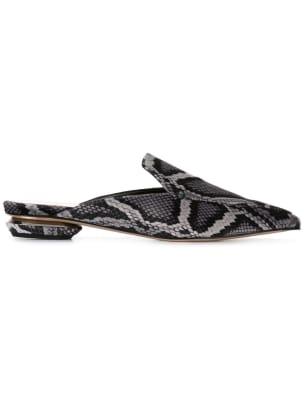 16 nicholas kirkwood snake loafer slide