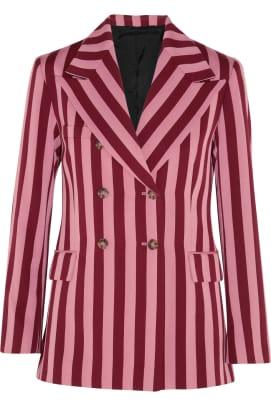 alexa-chung-striped-blazer