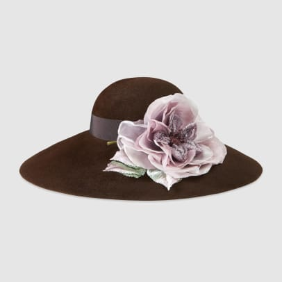 gucci-felt-hat-with-flower