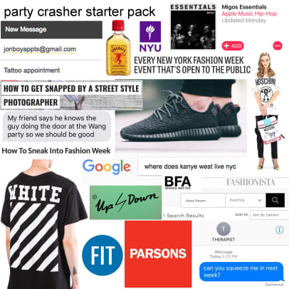 fashionista-com-meme-starter-pack-party-crasher