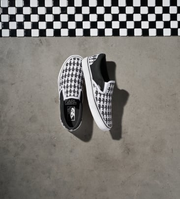 29b950c6aa3155 Karl Lagerfeld s Vans Collaboration Is Here  UPDATED  - Fashionista