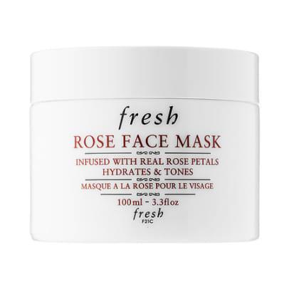 fresh face mask