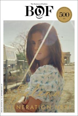 Cover Selena Gomez