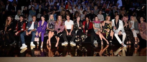 Dolce&Gabbana Womens Spring Summer 2017 Front Row.jpg