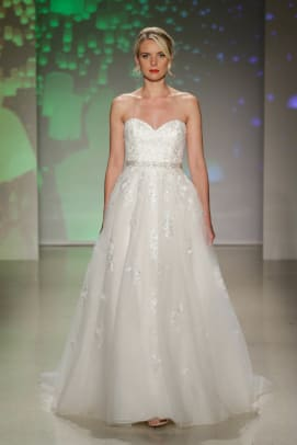 Behold: A Wedding Dress Collection Inspired by All The Disney ...