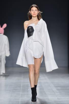 Pratt 2018 runway show Qian Wu