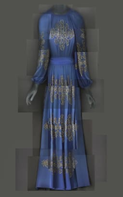 19.EveningDress,JeanneLanvin,1939