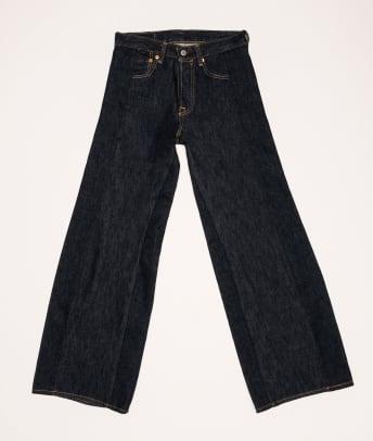Levi's® x karla Wide Leg 501®_FRONT