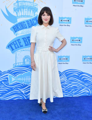 zooey deschanel best dressed