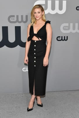 lili reinhart best dressed
