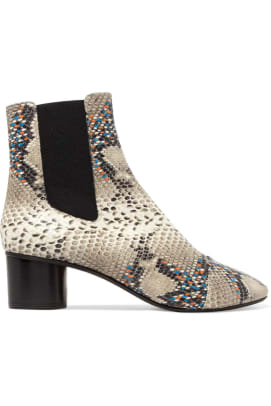 isabel_marant-danelya-python-effect-leather-ankle-boots