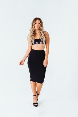 Black Pencil Skirt_$88 (1)