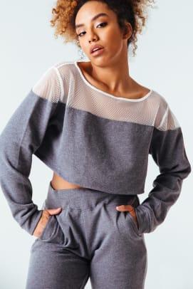 Mesh Sweatsuit $60 Top_$70 Pants(4)