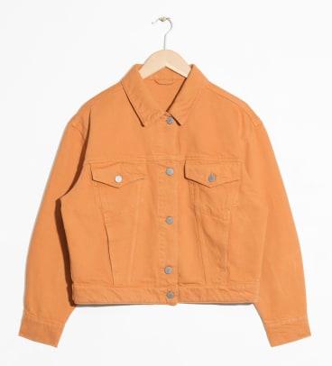 orange-denimjacket