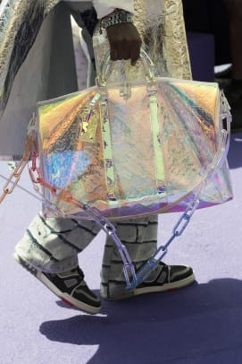 0c0aea310e ... at Abloh s first collection of sneakers and accessories for Louis  Vuitton. virgil-abloh-louis-vuitton-mens-spring-2019-sneakers- ...