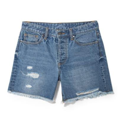 denim shorts--5