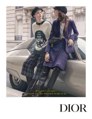 dior fall 2018 ad campaign 2