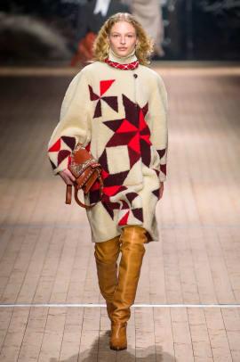 Isabel Marant F18 quilt coat