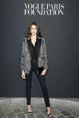kaia gerber best dressed