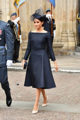 meghan-markle-wore-bespoke-dior-dress-raf-100-celebration-2