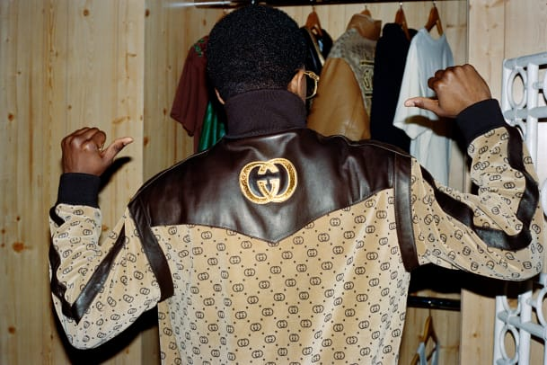 09f59f4ccea Gucci and Dapper Dan s First Collaboration Is Here - Fashionista