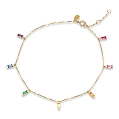 eriness-rainbow-baguette-anklet