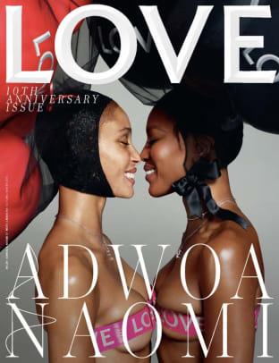 Adwoa and Naomi