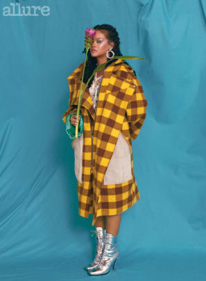 Rihanna allure best of beauty