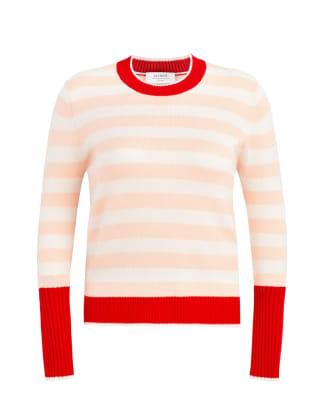 la ligne striped sweater