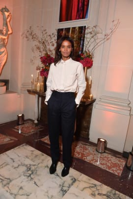 liya kebede youtube party