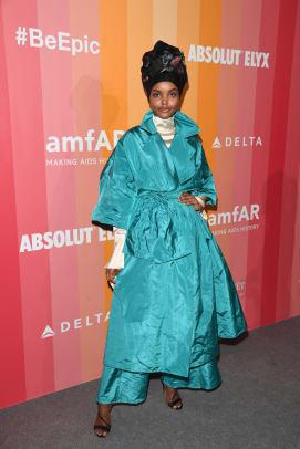 halima aden best dressed
